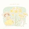 ナノハナの花言葉【3月3日の誕生花】フリーアイコン配布*