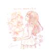 カルミヤの花言葉【4月27日の誕生花】フリーアイコン配布*