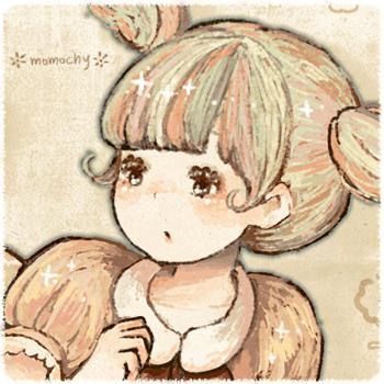 ハロウィンフリーアイコン11お菓子と女の子