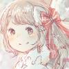 クリスマスフリーアイコン3*イルミネーションの女の子