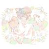 サギソウの花言葉【6月18日の誕生花】フリーアイコン配布*