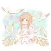 クチナシの花言葉【6月13日の誕生花】フリーアイコン配布*