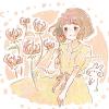 グロリオサの花言葉【6月26日の誕生花】フリーアイコン配布*