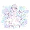 ササユリの花言葉【6月23日の誕生花】フリーアイコン配布*
