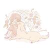ヒルガオの花言葉【6月25日の誕生花】フリーアイコン配布*