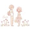 アガパンサスの花言葉【6月27日の誕生花】フリーアイコン配布*