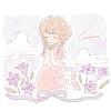 ブローディアの花言葉【7月2日の誕生花】フリーアイコン配布*