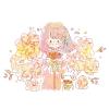 マリーゴールドの花言葉【7月18日の誕生花】フリーアイコン配布*