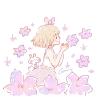 ナス(茄子)の花言葉【7月20日の誕生花】フリーアイコン配布*