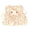 ルドベキアの花言葉【7月21日の誕生花】フリーアイコン配布*