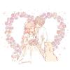 蔓薔薇(ツルバラ)の花言葉【7月31日の誕生花】フリーアイコン配布*