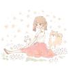 イソトマの花言葉【7月10日の誕生花】フリーアイコン配布*