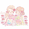 ムギワラギクの花言葉【7月25日の誕生花】フリーアイコン配布*