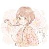 ハマナス(浜茄子)の花言葉【7月5日の誕生花】フリーアイコン配布*