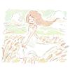 ミスグサ(御簾草)の花言葉【7月19日の誕生花】フリーアイコン配布*
