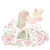 オシロイバナの花言葉【7月28日の誕生花】フリーアイコン配布*