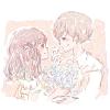 白いバラ(薔薇)の花言葉【7月17日の誕生花】フリーアイコン配布*