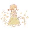 ヨモギギク(タンジー)の花言葉【8月12日の誕生花】フリーアイコン配布*