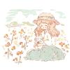 オミナエシ(女郎花)の花言葉【8月16日の誕生花】フリーアイコン配布*