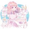 ブルーベリーの花言葉【8月21日の誕生花】フリーアイコン配布*