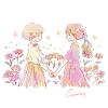 ジニアの花言葉【8月6日の誕生花】フリーアイコン配布*