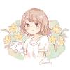 アラマンダの花言葉【8月13日の誕生花】フリーアイコン配布*