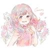 クルクマ/ハナウコン(花鬱金)の花言葉【8月22日の誕生花】フリーアイコン配布*