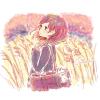 ススキ(芒)/オバナ(尾花)の花言葉【9月15日の誕生花】フリーアイコン配布*