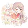 蓮(ハス)/水芙蓉(スイフヨウ)の花言葉【9月26日の誕生花】フリーアイコン配布*