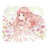 コスモス/アキザクラ(秋桜)の花言葉【9月5日の誕生花】フリーアイコン配布*