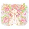 ハゲイトウ(葉鶏頭)/ガンライコウ(雁来紅)の花言葉【9月16日の誕生花】フリーアイコン配布*