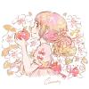 リンゴ(林檎)の花言葉【10月29日の誕生花】フリーアイコン配布*