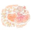 コリウス/キンランジソ(金襴紫蘇)の花言葉【10月2日の誕生花】フリーアイコン配布*