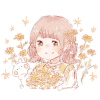 黄色いコスモスの花言葉【10月5日の誕生花】フリーアイコン配布*