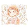 パンパスグラス/シロガネヨシ(白銀葭)の花言葉【11月25日の誕生花】フリーアイコン配布*