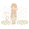 ツワブキ(石蕗)/ツヤブキ(艶蕗)の花言葉【11月20日の誕生花】フリーアイコン配布*