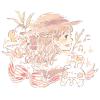 サンダーソニア/クリスマスベルの花言葉【11月28日の誕生花】フリーアイコン配布*