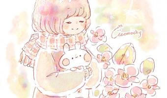 11月の花 の記事一覧 Momochyのおうち イラストレーターももちーのwebサイト