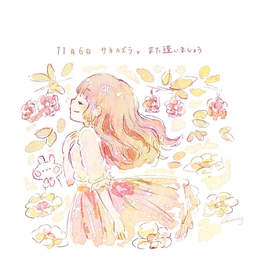 サネカズラ(実葛)/ビナンカズラ(美男葛)の花言葉【11月6日の誕生花 ...
