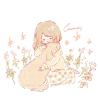 オレガノ/ハナハッカ(花薄荷)の花言葉【11月15日の誕生花】フリーアイコン配布*