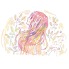 ヤブコウジ(藪柑子)/ジュウリョウ(十両)の花言葉【12月30日の誕生花】フリーアイコン配布*