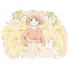 パイナップル/ホウリ(鳳梨)の花言葉【12月20日の誕生花】フリーアイコン配布*