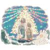モミ(樅)/モミソ(樅曽)の花言葉【12月24日の誕生花】フリーアイコン配布*