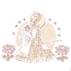 カランコエ/ベニベンケイ(紅弁慶)の花言葉【12月11日の誕生花】フリーアイコン配布*