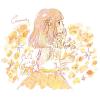 カレープラント/イモーテルの花言葉【12月26日の誕生花】フリーアイコン配布*
