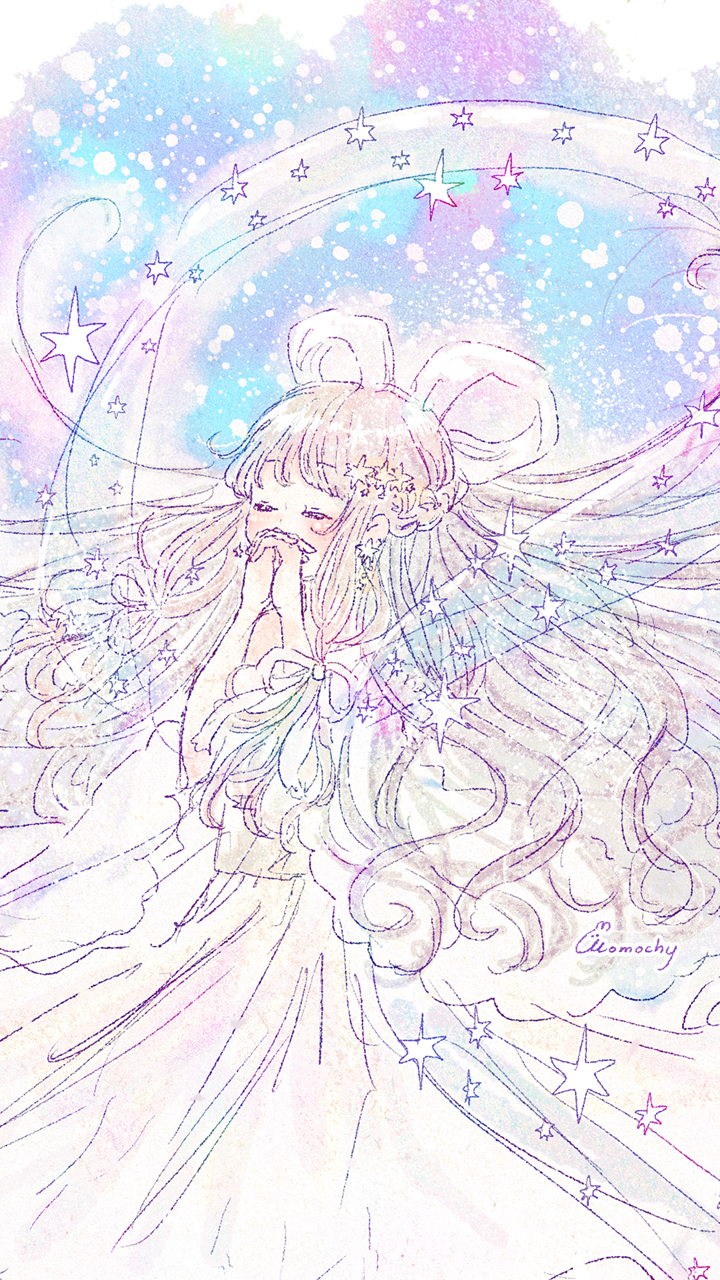 七夕LINEホーム画像5*星と織姫